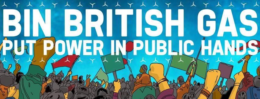 Bin British Gas